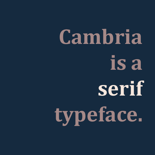 Typography - An Introduction to Fonts – Kontra agency