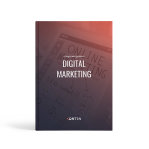 Digital marketing ebook cover