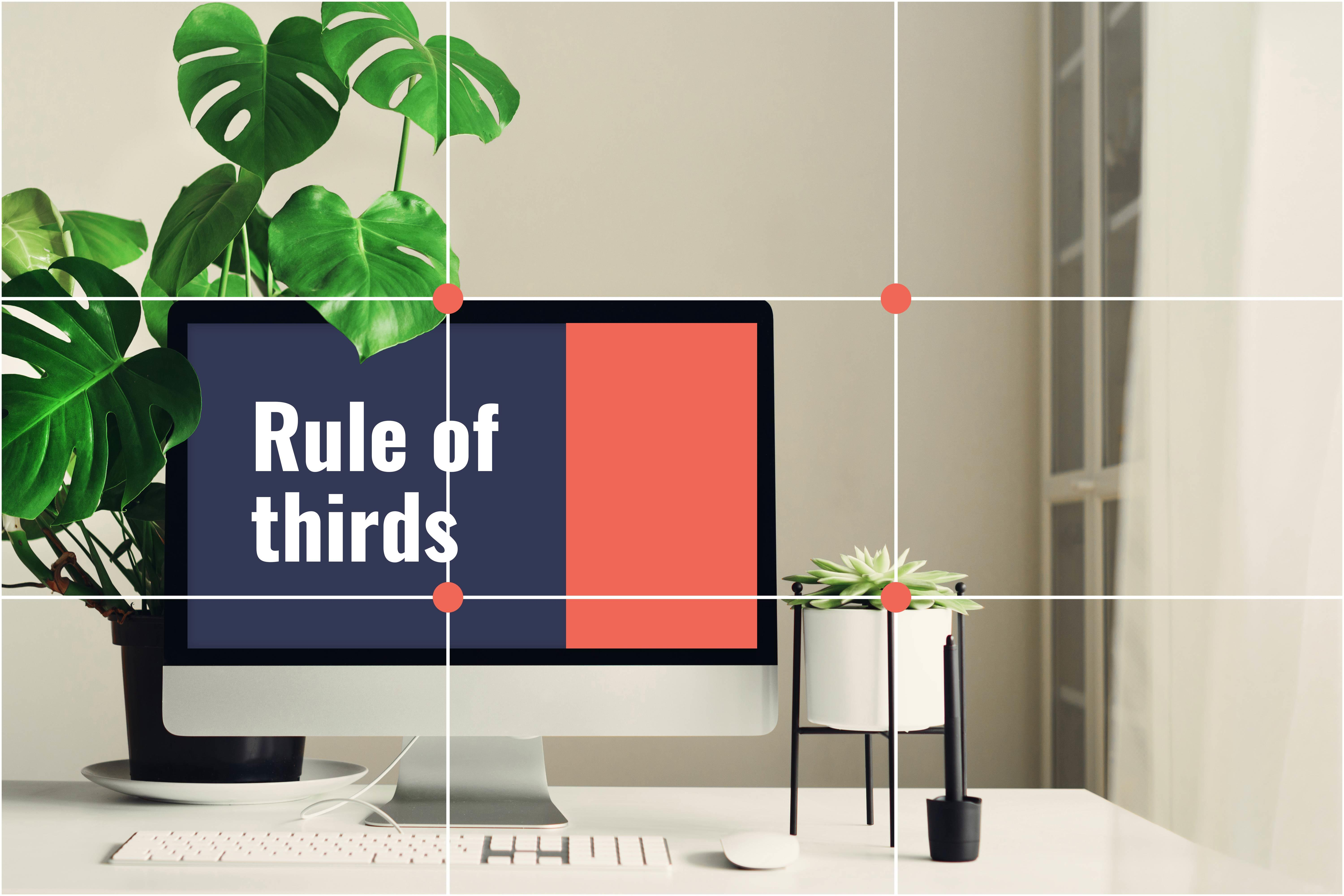 Rule of third examples